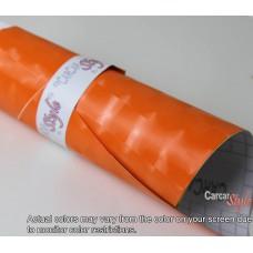 Laser Lens Vinyl Orange