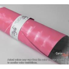 Laser Lens Vinyl Pink