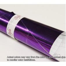 Chrome Mirror Vinyl Purple [interior]